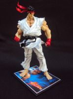 Ryu 1/7 Street Fighter - Garage Kit by Bluudy