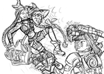 League of Legends Contest Entry: WIP by InkRose98