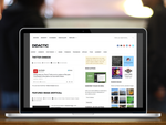 Didactic WordPress Theme by itsmattadams
