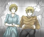 APH : At The Cinema by pink-crest