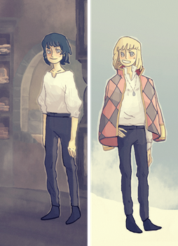 howl by thorxpoptarts