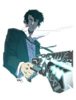 Psycho Pass sketch by elena-casagrande