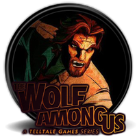 The Wolf Among Us - Icon by Blagoicons