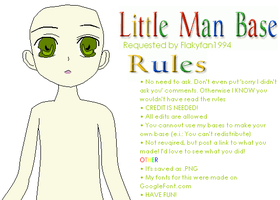 Little Man Base - RQ by Xtremelykewl