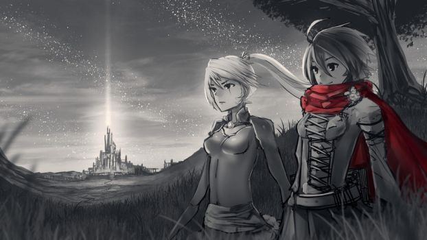 RWBY - Memories of Dust by anonamos701