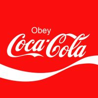 Obey Coca-Cola by Teh-Valles