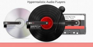 Create 3 Hyperrealistic MP3 pl by nechitapaulflavius