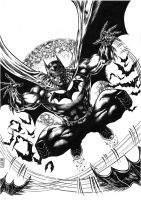 BATMAN 2012 by barfast
