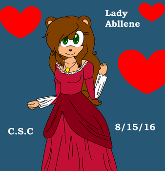 Abllene In Sonic And The Black Knight by ClassicSonicChick
