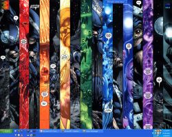 Prelude to the Blackest Night by shaoron