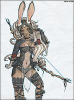 Fran Final Fantasy XII by missyC