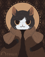 05 Norwegian Forest Cat by Chigle