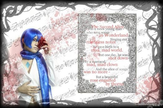 Vocaloid: Prince of Diamonds by nonexistentinreality