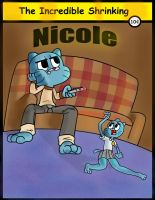 The Incredible Shrinking Nicole by KuddlyFatality
