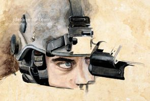 German Soldier - work in porgress by Jeanne-Lui