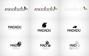 Madadu logo concepts by michalkosecki