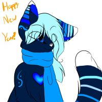 Happy New Years! by Etheral-Fox