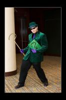 Riddler - Green Card by Kuragiman
