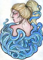Tentacles by Alexandra-Mad