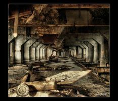 Industrial beauty by Gundross by UrbanExploration