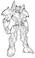 BWF optimus primal by iNc-pty-ltd