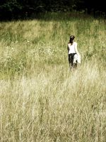 Amid the tall grass by operaphotography