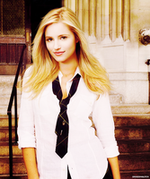 DIANNA AGRON - GOSSIP GIRL by archiburning