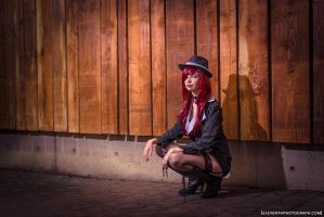 Mafia Miss Fortune by AuthenticEm