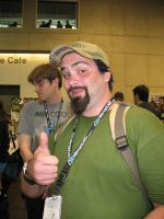 Richard Hartley at SDCC 2007 by Doomsday-Device