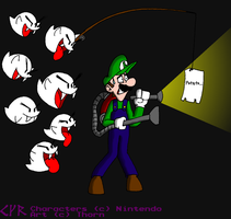 Message from Beyond the Grave by super-mario