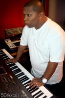 Mannie Fresh Studio II by GRhoades