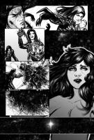 Talen Hunt -Top Cow - Witchblade-p.1 by Night-hawk-Tamps