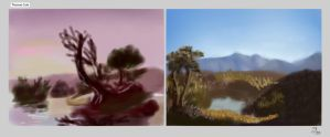 master/color studies :) by mary3m