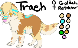 traeh ref by tinydoodles