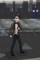 The Fabulous 11th Doctor by Electriclynx