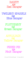 Pony Rangers Lightspeed Rescue Intro by Dorothy64116