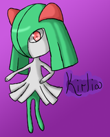 Kirlia lol by Kai--Kun