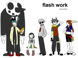 Flashy work by Kite-ridE