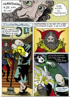 Dr. Alan Strange Moore meets Nightgaimare by soletine