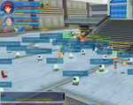 DMO screenshot #4: A flood of Digitamamons by XxBlackWingedDemonxX