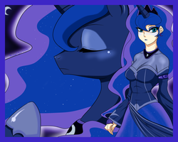 Elements of Royalty: Night by Ninja-8004