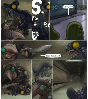 Transmissions Intercepted Page 12 by CarpeChaos