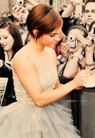 London Premier: Emma Watson by vacant-xpressi0ns