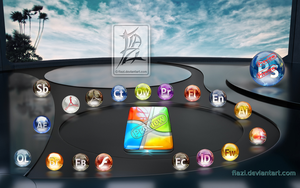 Adobe Suite High definition icons up to 512x512p by Fiazi