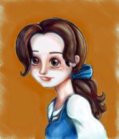 Belle by slushiesushi