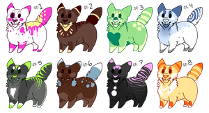 [Adoptables] Open by AnonAdopts