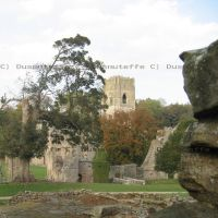 Fountains Abbey Exterior by Duamuteffe