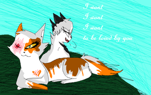 .:I want I want I want but thats crazy:. by icestar22