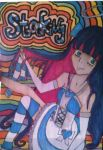 Anarchy Stocking by Undead-Romance