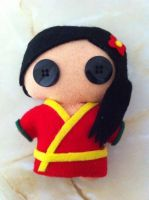 Yogscast Kim doll by azay04
